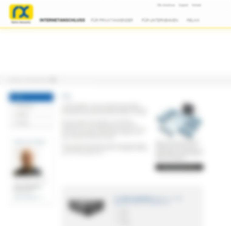 Preview: Neue RelAix-Webseite