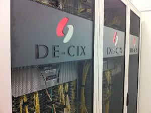 Peering beim DE-CIX